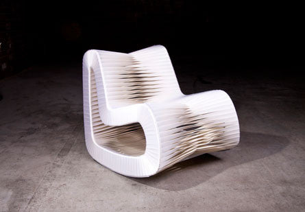 Seat Belt Rocking Chair - Phillips Collection