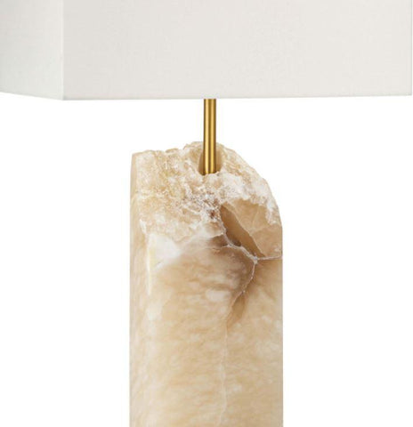 Selina Alabaster Table Lamp - Regina Andrew