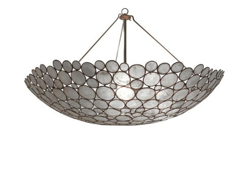 Serena Bowl Chandelier - Oly Studio