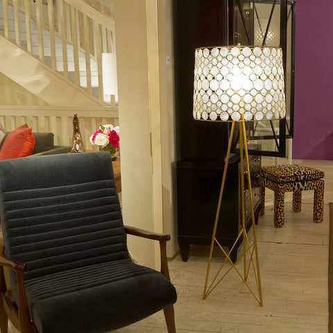 Serena Floor Lamp - Oly Studio