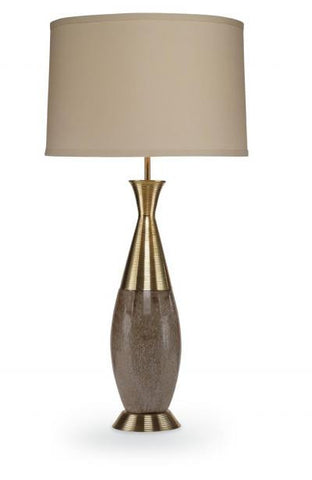 Seraphina Table Lamp - Mr. Brown