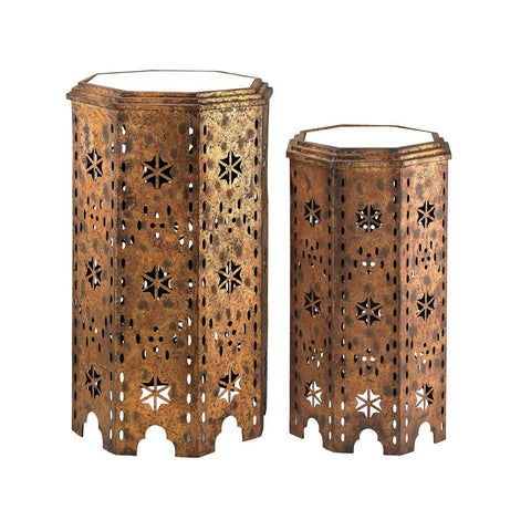 Moroccan Side Tables - Dimond Home