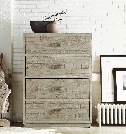 Shaw Tall Drawer Chest - Bernhardt Loft
