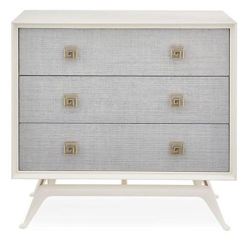 Siam Three-Drawer Chest - Jonathan Adler
