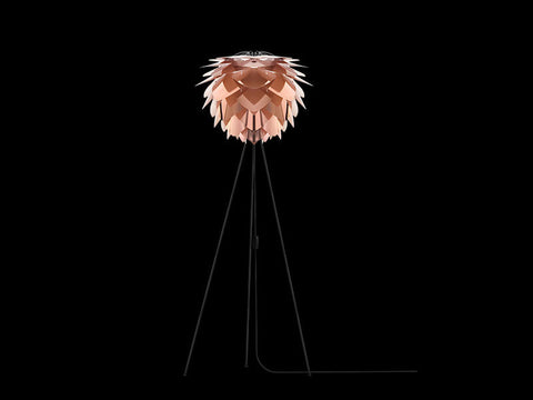 Silvia Copper Floor Lamp - Vita Lighting