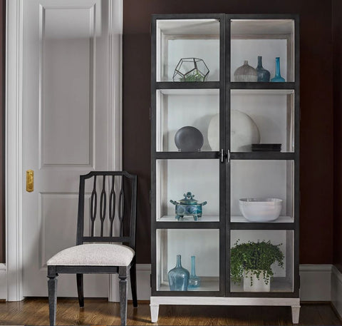 Simon Display Cabinet - Universal Furniture