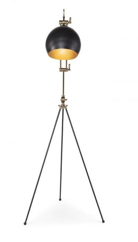 Skylar Floor Lamp - Mr. Brown