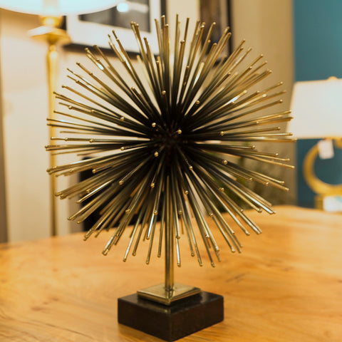 Small Boom Tabletop Sculpture - Global Views
