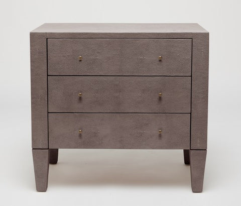 Sorin 3 Drawer Nightstand Double Seal - Made Goods