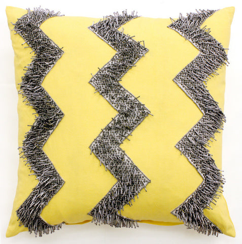 Sorento Chevron Pillow - Sabira Collection