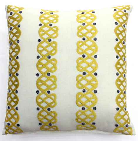 Sorento Tied Pillow - Sabira Collection