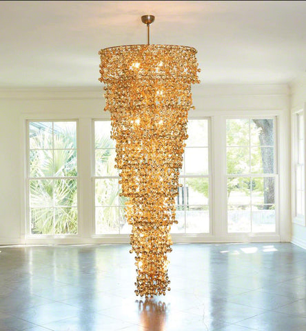 Sprocket Chandelier - Global Views