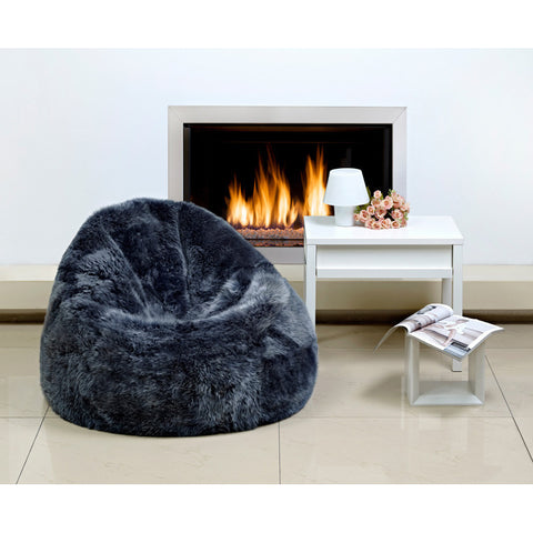Large Steel Wool Bean Bag - Auskin