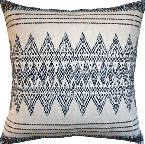 Stitchwork Pillow - Ryan Studio