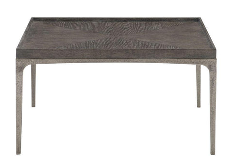 Strata Charcoal Cocktail Table - Bernhardt Interiors