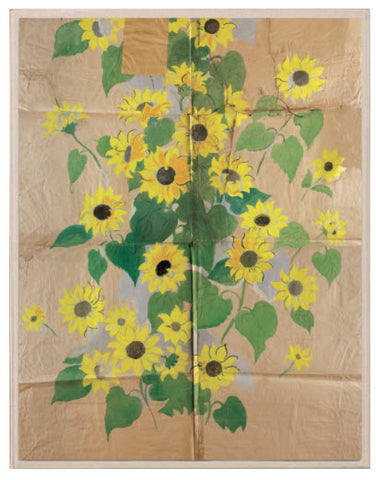 Paule Marrot, Sunflowers - Natural Curiosities