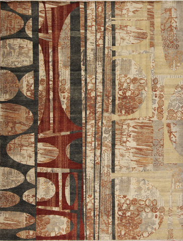 Sunset Multi Rug - Rex Ray Rugs