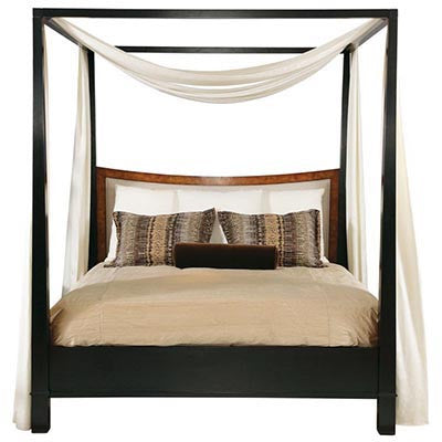Sutro King Eastern Canopy Bed - Emerson Bentley