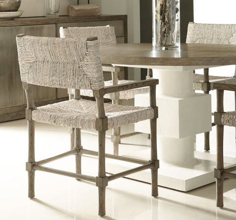 Newberry Round Dining Table - Bernhardt Interiors