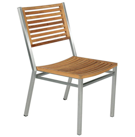 Equinox Dining Chair, Teak - Barlow Tyrie