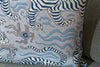 Tibet Pillow 22x22 - Ryan Studio - Pale Blue