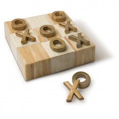 Tic Tac Toe Flat with Brass - Regina-Andrew Design