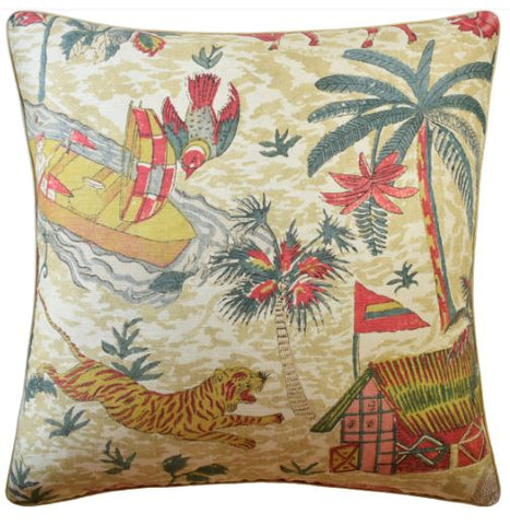 Tiger Reserve Pillow - Ryan Studio