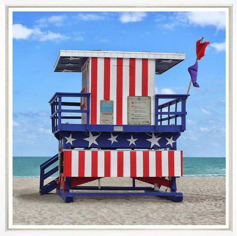 Miami Beach Lifeguard Towers 1 - Trowbridge