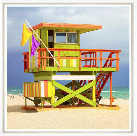 Miami Beach Lifeguard Towers 2 - Trowbridge