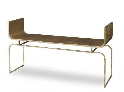 Trieste Bench Long - Mr. Brown London