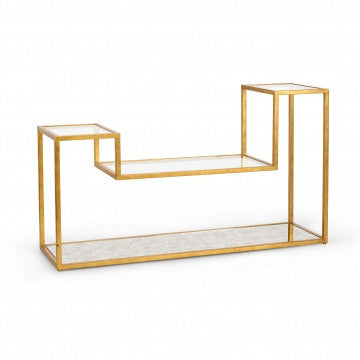 Tri-Level Console Table - Chelsea House