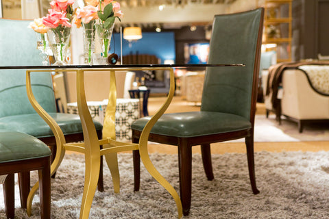 Val Side Chair - Baker Furniture : baker dining room chairs - Cheerinfomania.Com