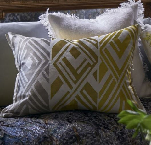 Valbonella Alchemilla Decorative Pillow - Designers Guild
