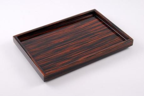 Vanity Tray Macassar Ebony - Pacific Connections