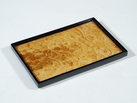 Vanity Tray Walnut Burl - Pacific Connections