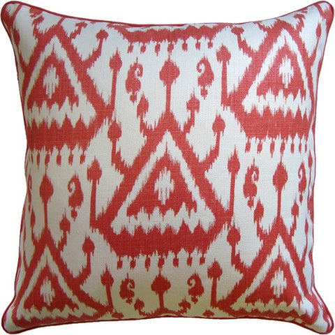 Vientiane Coral Pillow 22x22 - Ryan Studio