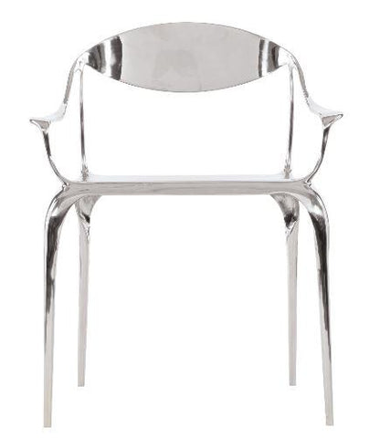Vaughn Metal Arm Chair - Bernhardt Interiors