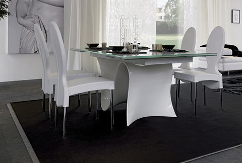 Vivienne White Chair - Tonin Casa