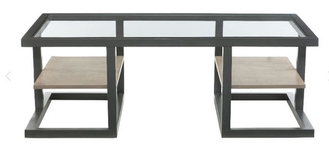 Wheeler Cocktail Table - Bernhardt Furniture