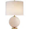 Elsie Table Lamp - Visual Comfort - Blush/Cream
