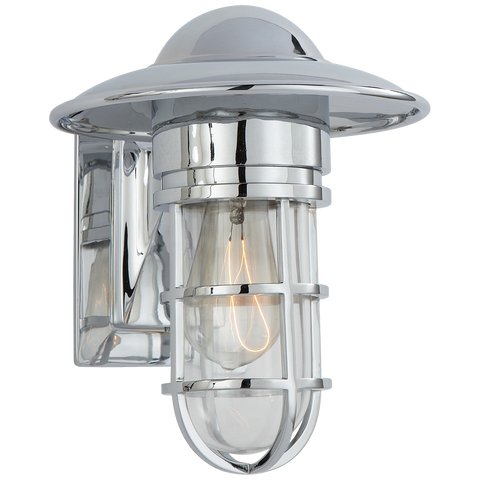 Marine Indoor/Outdoor Wall Light - Visual Comfort