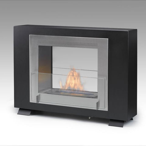 Wellington 2 Sided - Matte Black - Eco Feu
