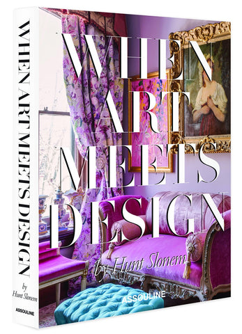 When Art Meets Design - Assouline