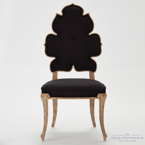 Wiggle Dining Chair Black - Global Views
