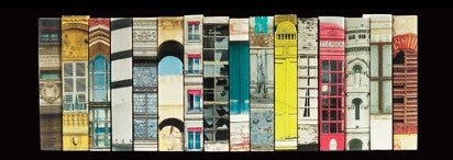 Windows Series Study Decorative Book - E Lawrence Books