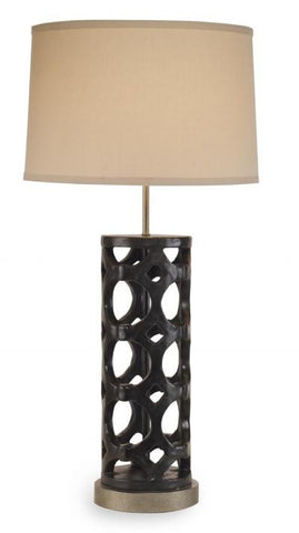 Wolfgang Table Lamp, Black - Mr. Brown