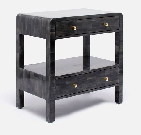 Yaren Double Nightstand - Made Goods