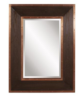 Zane Rectangular Mirror - Howard Elliott
