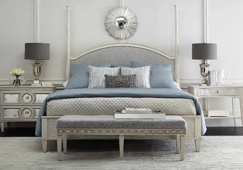 Allure Upholstered Panel Bed - Bernhardt