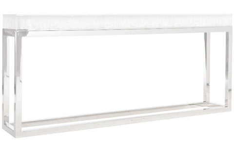 Arctic Console Table - Bernhardt Interiors